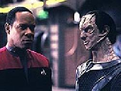 The Maquis, Part I episode synopsis,reviews,forums,photos,Resurrection episode synopsis,The Sound of Her Voice episode synopsis,Improbable Cause episode synopsis,The Sword of Kahless episode synopsis,Move Along Home episode synopsis